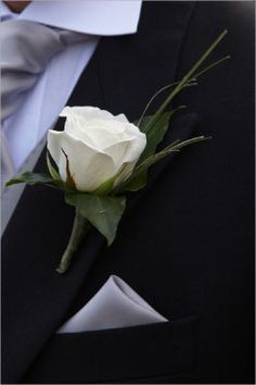 Groom's Buttonhole
