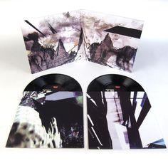 """Radiohead: Kid A Vinyl Vinyl 2x10"""" gatefold"""