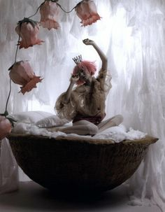 Ideas For Photography Fantasy Fairytale Tim Walker Editorial Photography, Art Photography, Fashion Photography, Lifestyle Photography, Foto Fantasy, Fantasy Art, Jean Paul Goude, Tim Walker Photography, Fotografie Portraits