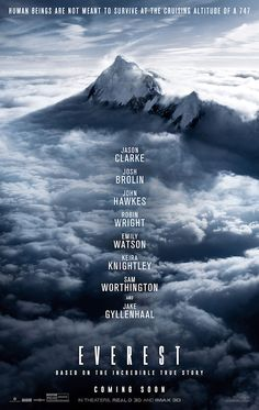 Everest; June 11, 2016; VUDU
