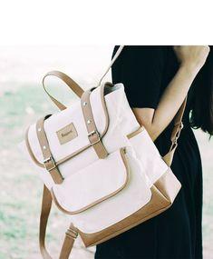35fa55a1e4284 Mochila Baguet Cruda - comprar online Handtaschen