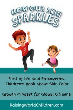 A unique childrens' book about skin color, acceptance and diversity. Using science, concept and culture, this book brings forth conversations for global families. Toddler Books, Childrens Books, Before Kindergarten, Citizen Science, Global Citizen, Interesting Reads, Growth Mindset, Read Aloud, My Children