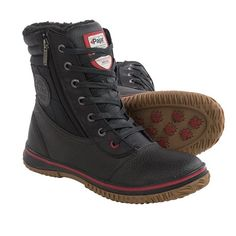 Pajar Tour Leather Snow Boots - Waterproof, Insulated (For Men))