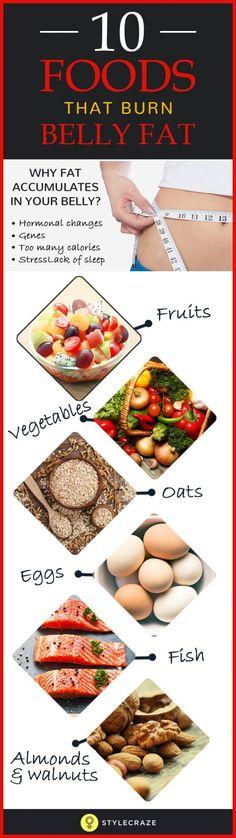 Factor Quema Grasa - 10-Foods-That-Burn-Belly-Fat, - Una estrategia de pérdida de peso algo inusual que te va a ayudar a obtener un vientre plano en menos de 7 días mientras sigues disfrutando de tu comida favorita