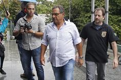Lobista Milton Pascowitch, preso pela Lava Jato, acusado de pagar propina