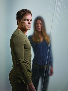 Dexter Season 7 - New Official Promotional Poster - Dex and Deb