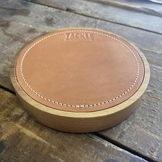 """6"""" coffee table practice pad – TACKLE Instrument Supply Co. Shop Rags, Coffee, Table, Leather, Kaffee, Desk, Bench, Tabletop, Cup Of Coffee"""