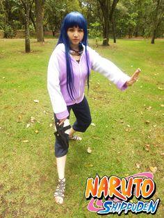 akari hitomi Hinata Hyuga Cosplay Photo - WorldCosplay