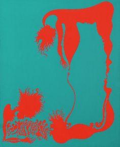 """Jan DOBKOWSKI (ur. 1942)  Waga, 1972 olej, płótno; 41 x 33 cm; sygn. na odwrocie: Jan Dobkowski/ """"Waga"""" 1972/ olej 41 cm x 33 cm"""