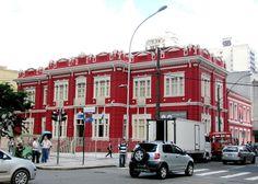 Museum of Contemporary Art of Paraná | Museu de Arte Contemporânea do Paraná, #Brazil #braznu