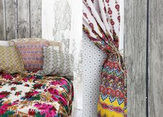 gypsy bohemian style room