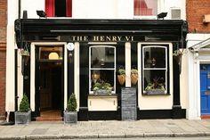 The Henry VI Pub | Eton, England