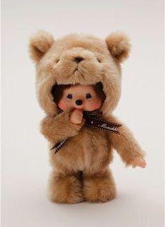 cutielittledimple: Fluffy monchichi - I still have my monchichi. My Childhood Memories, Childhood Toys, Little Ones, Little Girls, Vintage Toys, Retro Vintage, Old Toys, Baby Love, Baby Kids
