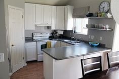 Things you should know if you decide to Paint your Countertops. | Chris Loves Julia