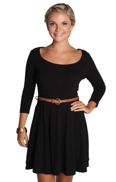 nice fall dress - and other cute but cheap clothes!