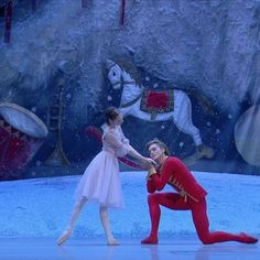 Denis Rodkin and Anna Nikulina in The Nutcracker What could be more magical than this? You decide! See it on the big screen this SUNDAY, DEC 18 from the Bolshoi Ballet in cinemas. Tickets in bio #magic #love #journey #wanderlust