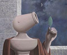 Magritte - Cicero, 1964-65 René Magritte 1898 - 1967 More @ FOSTERGINGER At Pinterest