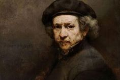 Rembrandt Self Portrait Vintage Fine Art Painting Post Cards Paul Gauguin, Caravaggio, Wassily Kandinsky, Rembrandt Self Portrait, What Is An Artist, Painter Artist, National Gallery Of Art, Dutch Painters, Leiden