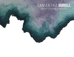 Samantha Hurrell 2015 Interior Design Portfolio by SamanthaHurrell. Again... I like the simplicity of using watercolour CC