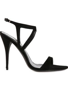 Shop Narciso Rodriguez strappy sandals  in Edon Manor from the world's best independent boutiques at farfetch.com. Over 1000 designers from 300 boutiques in one website.