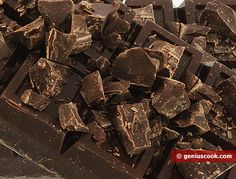 Chocolate Is Good for the Heart | Culinary News | Genius cook - Healthy Nutrition, Tasty Food, Simple Recipes