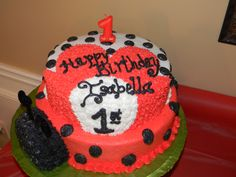 Ist Birthday cake for my daughter