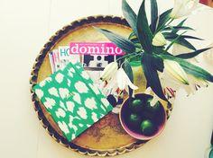 Fresh year, fresh flowers, fresh start.  And fresh limes for cocktails.  Giddyup. #2015orbust #lillies #dominomag #katespade #operationfrathouse #newyearnewstart #cocktails @katespadeny @dominomag Photo by Stephanie Ballard
