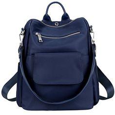 TOPSHINE Women Backpack Purse Water Resistant Nylon Ladie... https   www b50ccfbe1fde6