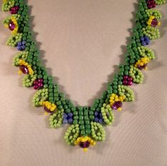 Spring Braid - Designed by Cecilia Rooke. - Pattern found on Sova Enterprises. $3.95