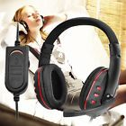 Luxury Universal Wired Pro Gaming Headset Headphone with MIC For PS4 XBOX ONE PC