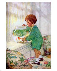 Fish Jesse Wilcox Smith