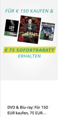 Amazon Fur 150 Eur Filme Kaufen 75 Eur Sparen Bis 28 4 2019 Filme Wolle Kaufen Und Bucher