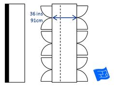 Door plan of a 3ft 91cm deep kitchen island design with a cut