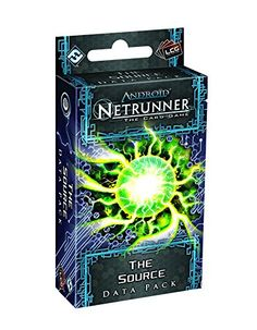 Android Netrunner The Source - £10.93 delivered