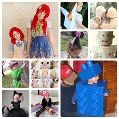disfraces faciles de hacer Halloween Disfraces, Kids And Parenting, Snow White, Sewing Patterns, Cosplay, Disney Princess, Disney Characters, Cats, Outfits