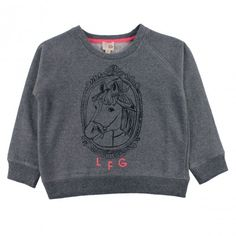 funny poney sweat by Little Fashion Galery http://www.littlefashiongallery.com/fr/mode-enfant/little-fashion-gallery/jules-funny-horse-little-fashion-gallery-h13/