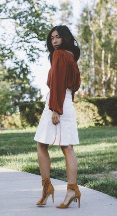 H&M Summer | HONEY & SILK