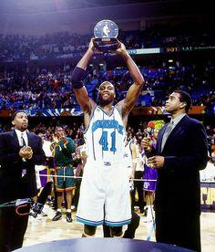 Glen Rice | Glen Rice - 1997 - Notable NBA All-Star Game MVPs - Photos - SI.com