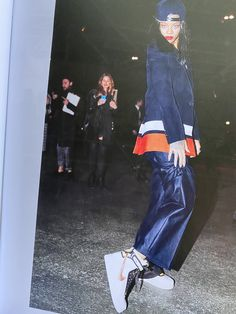 Here's why we love Rihanna on LCM + a few photos from the gigantic Rihanna Book. How To Wear Sneakers, Dad Sneakers, Rihanna Fan, Sneak Attack, Dad Shoes, Becoming A Model, Style And Grace, Women In History, Fashion Labels