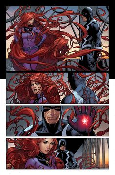 Preview: Uncanny Inhumans, Page 6 of 6 - Comic Book Resources