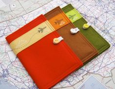 28 Days of Classy and Fabulous Things: Day 1 – Get Your Passport Samsonite Luggage, Felt Pouch, Felt Cover, Pack Your Bags, Passport Cover, Classy And Fabulous, Travel Accessories, Handmade Crafts, Wool Felt