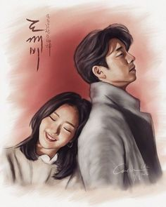 도깨비 : 쓸쓸하고 찬란하神  . . #도깨비 #김고은 #공유 #goblin #kimgoeun #  #팬아트 #fanart #tvN #drama #드라마 #digital #drawing . . I hope i can tag @ggone again. Goblin the lonely and great god Kdrama