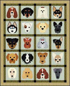 Dog Quilt love it.