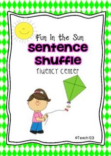 Fluency Centers - aligned with Common Core