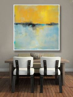 Abstract Landscape Print on Paper Large Paper Print Minimal Minimalist Art Coastal Yellow Art Wall Decor New England Landscape Art Abstract Art ABSTRACT Art Coastal decor England Landscape Large Minimal Minimalist Paper Print Wall Yellow Abstract Landscape Painting, Abstract Canvas, Oil Painting On Canvas, Landscape Art, Landscape Paintings, Art Paintings, Knife Painting, Abstract Paintings, Watercolor Painting