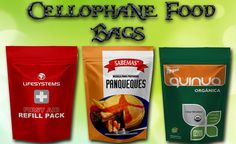he manufacturer came up with the new kind of bags called cellophane bags and we are the one manufacturer in this field and world largest stock holder. We Are The Ones, Wholesale Bags, Cellophane Bags, Snack Recipes, Food, Cellophane Gift Bags, Snack Mix Recipes, Appetizer Recipes, Essen