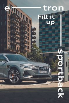 Audi is installing charging points for electric cars and plug-in hybrids at its German plants, with one in ten parking spaces at the sites due to be electrified by Electric Power, Electric Cars, E Mobility, Bad Boys, Audi, Vehicle, Investing, Green, Vehicles