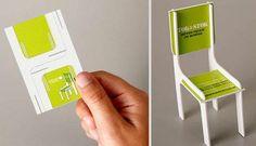 Las tarjetas de presentación más originales del mundo [Fotos]