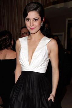 The 2013 Vanity Fair Oscar Party  Mary Elizabeth Winstead