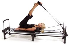 Time: 45 or 60 mins Areas worked: Chest, legs and stomach Equipment needed: Reformer After becoming disappointed with my kx pilates sessions- that inflated my thighs and made it near impossible to ...